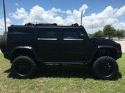 2008 Hummer H2Luxury Sport Utility 4-Door